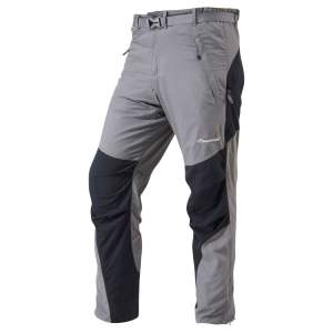 Two colour lightweight walking trousers